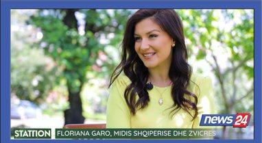 Nga familja te rrugëtimi në politikë, Floriana Garo i thotë
