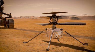Mini-helikopteri në planetin Mars, gati për fluturimin e parë