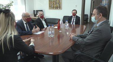"Universiteti ""Luarasi"" e kompania izraelite IAI-ELTA Systems LTD"