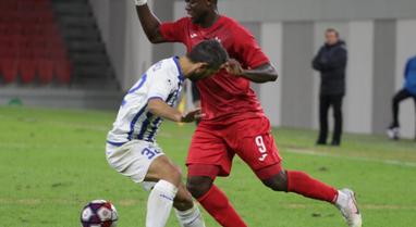 Tjetër largim nga Partizani, sulmuesi nigerian Solomon largohet në mes