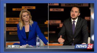 Kërkesa për dorëheqjen e Bashës, Ervin Salianji: Për