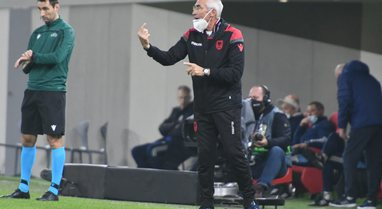 Publikohen formacionet zyrtare, ja si rreshtohet Shqipëria ndaj San Marinos