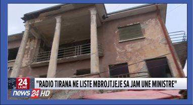 Shkatërrimi i godinës së ish-Radio Tiranës, Margariti: Jo sa