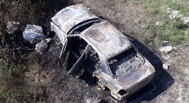 E rëndë në Kavajë, gruaja e djegur brenda makinës,
