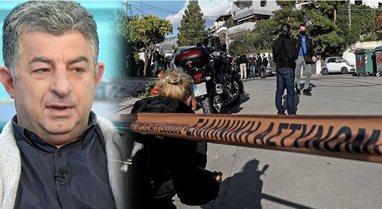 FOTO/ Pamje të rënda nga ekzekutimi i gazetarit grek, kush janë