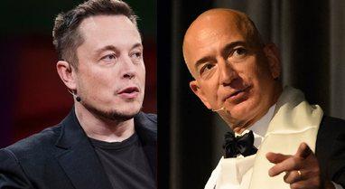 Ashpërsohet rivaliteti mes 2 njerëzve më të pasur në