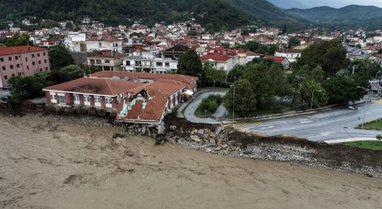 Vazhdon moti i keq në Greqi/ Stuhi dhe përmbytje në rajonin