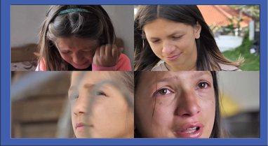 VIDEO/ Gështenjas, 2 vajzat jetime marrin lajmin e madh nga Fatma
