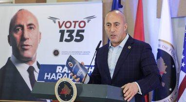 Ramush Haradinaj: Nuk kemi vija të kuqe për asnjë parti, as
