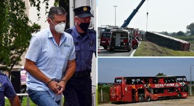 Shkaktoi tragjedinë me 10 viktima pasi e zuri gjumi në timon, Kroacia