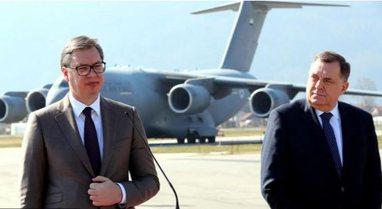 Vuçiç: S'e kuptoj refuzimin për 'Ballkanin e