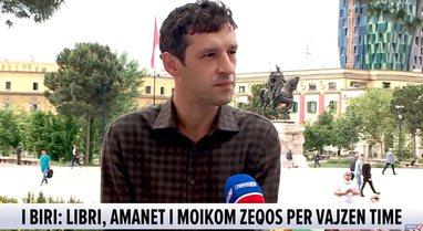 I biri plotëson amanetin e Moikom Zeqos, sjell për publikun librin