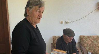 Mbesat ngelën në kampin e ferrit në Siri, gjyshërit nga