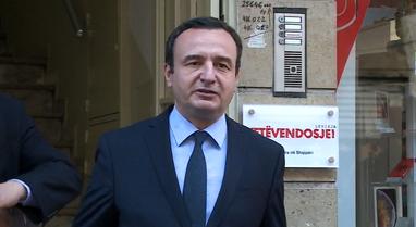 Kryeministri Albin Kurti premton rritjen e pagës minimale në 250 euro