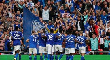 VIDEO/ Leicester City mund Manchester City-n dhe fiton Superkupën e