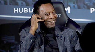 Legjenda e futbollit, Pele, në spital për gjashtë ditë, me