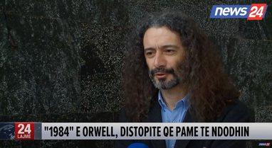 """""""1984"""" e Orwell, profecitë e veprës distopike/"""