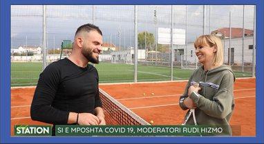 VIDEO/ Moderatori Rudi Hizmo rrëfen luftën e tij me Covid në