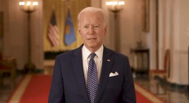 Biden videomesazh për Kosovën: SHBA-ja është partneri juaj i