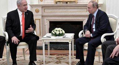 Putin dhe Netanyahu diskutuan çështjen e Sirisë