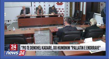 """""""Po të dënohej Kadare, do humbnim 'Pallatin e"""