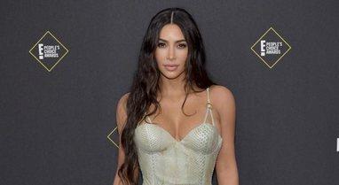 Kim Kardashian flet për ankthin pas karantinës dhe e krahason me