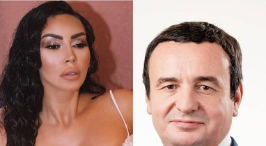 Fjolla Morina i bën urimin special nga arratia Albin Kurtit: Ti je zemra e