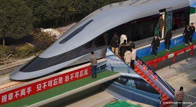 Kina zbulon projektin e ndërtimit të trenin me shpejtësi 620 km/h