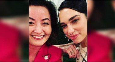 Yuri Kim darkon me Dua Lipën: Bisedë e mahnitshme për ta