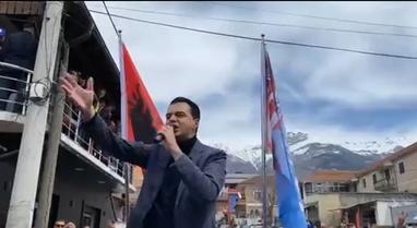 Basha në takim me qytetarët e Maqellarës në Dibër: