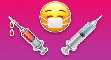 """Vaksinat """"pushtojnë"""" emoji-t e """"Apple"""""""