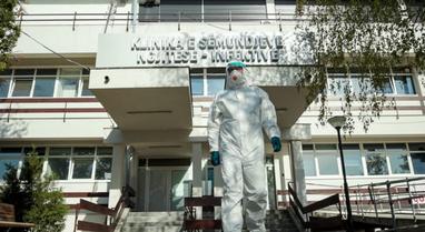 COVID-19 në Kosovë/ 335 të infektuar dhe 7 viktima gjatë 24