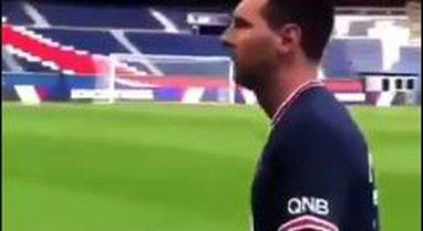 VIDEO/ Surprizon Lionel Messi, zgjedh numrin që do të mbajë