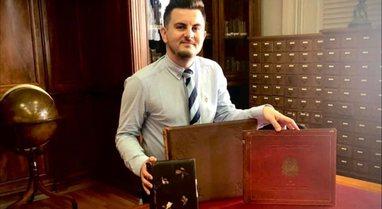 Arkivi i Sulltan Abdylhamitit/ Zbulohet koleksioni i Marubit në Stamboll,