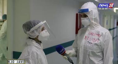 Mjekja e Infektivit: Paraqiten rastet e mesme dhe të rënda, ka shtim
