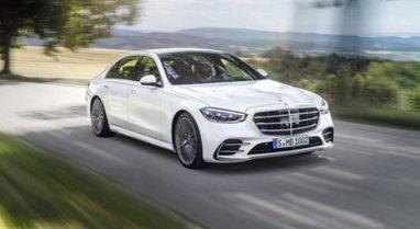Sa kushton Mercedes-i i ri S-Class