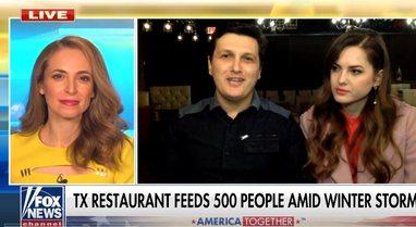 Çifti shqiptar në qendër të mediave