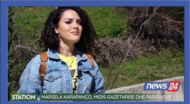 Përlotet në intervistë, Marsela Karapanço: S'e harroj