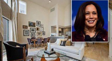 Brenda ish-apartamentit të Kamala Harris,  para se të bëhej