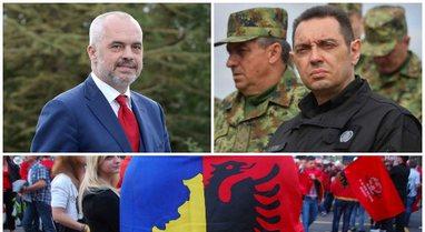 """""""Aspiratë, bashkimi Shqipëri-Kosovë""""/ Pas deklaratave"""