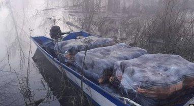 Policia malazeze sekuestron mbi 220 kg drogë në liqenin e