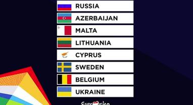 Zbulohen emrat, ja 10 finalistët e parë të Eurovision 2021
