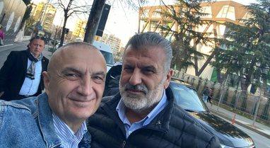 Presidenti Meta publikon foton: Kënaqësi të takoja sot Bedri