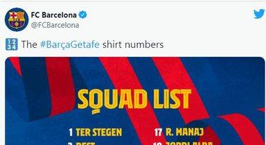 'Hija' e Messit përndjek lojtarët e Barcelonës,