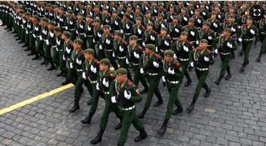 Rusia shënon Ditën e Fitores me paradë ushtarake
