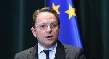 Komisioneri Varhelyi të mërkurën në Kosovë për