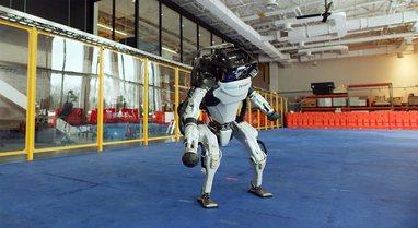 Robotët që bëjnë lëvizje mbresëlënëse