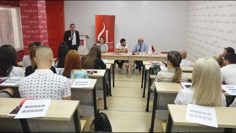 """""""Luarasi"""" hap dyert për maturantet, rektori Ruka i fton të"""