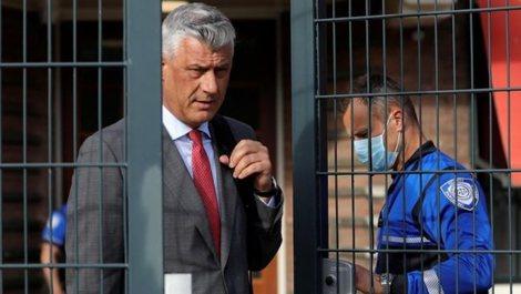 Garancia për lirim, Gjykata Speciale refuzon kërkesën, Hashim