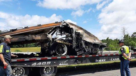 18 makina përfshihen në një aksident tragjik, vdesin 9